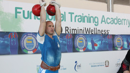 FIF Kettlebell Competition