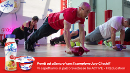 Sveltesse be Active Fiteducation Golden Stage